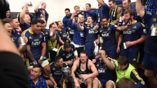 Inside the Highlanders changing room after SR final | Super Rugby Video