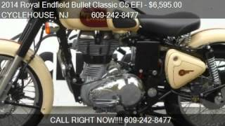 9. 2014 Royal Endfield Bullet Classic C5 EFI  - for sale in For