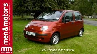 Download Lagu 1999 Daewoo Matiz Review Mp3