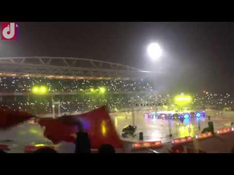 Hàng Vạn Khán Giả Tại Chảo Lửa Mỹ Đình Chào Đón Những Người Hùng U23 Việt Nam - Thời lượng: 3 phút và 53 giây.