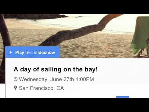 Image of Google+ Introducing +Events - A new way to get together (Google+ Promo Video)