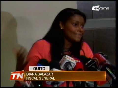 Fiscalía concluyó presentación de pruebas en caso sobornos