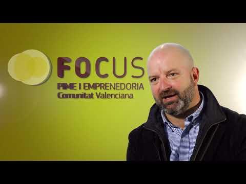 Fernando Verdú de PIMESA en #Focuspyme Alicante 2018