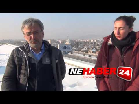 Erzincan Hilton Oteli Hizmete Açılıyor
