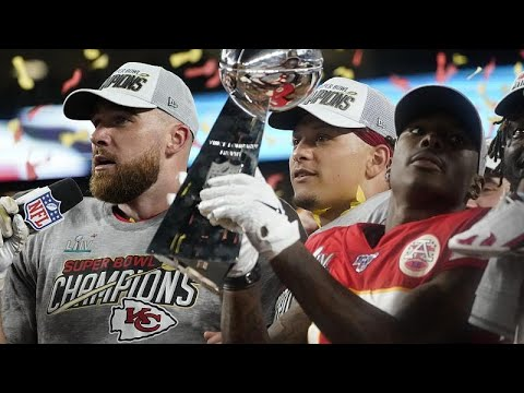 Super Bowl: Στον θρόνο οι Chiefs του Κάνσας