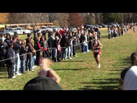 2011 Delaware Girls Cross Country State Championship Division 2
