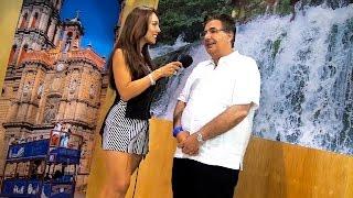 Entretenida entrevista de Denisse Wolf a Arturo Esper Secretario de Turismo del bello estado de San Luis Potosíhttp://www.visitasanluispotosi.com/http://beta.visitmexico.com/eshttps://www.denissewolf.tv/
