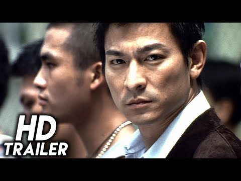 Infernal Affairs (2002) ORIGINAL TRAILER [HD 1080p]
