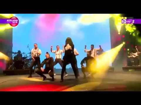 Camila Cabello Bailando en Lollapalooza - Argentina (Part 1 )