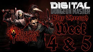 "The Darkest Dungeon Complete Play through -- ""Hero Upgrades And The Ruins"" Week 4 & 5 Game TimeI have absolutely fallen in love with the Darkest Dungeon after only playing it a few times on the Twitch channel. I am starting this game on Radiant (Easy) mode and will play the entire game from start to finish and then start another game on a harder difficulty.Players Wanted!https://www.patreon.com/digitaldungeonmasterWatch my live games on Twitch.www.twitch.tv/TheDigitalDMThe Tip Jarhttps://twitch.streamlabs.com/thedigitaldmAmazon Affiliate Linkhttp://www.amazon.com?_encoding=UTF8&tag=tabltopp09-20Check out my website!http://www.digitaldungeonmaster.com/Listen to all of my podcast!http://digitaldungeonmaster.podbean.com/Need PDF's from DriveThruRPG?http://www.drivethrurpg.com/index.php?affiliate_id=502585Need any video games up to 80% off?https://www.g2a.com/r/table_toppingNeed a D&D 5e PDF Character Sheet? Choose from over 1200+!!http://www.digitaldungeonmaster.com/dd-5e-character-sheets.htmlContact Me!http://www.digitaldungeonmaster.com/contact-me.htmlTake a Chance Kevin MacLeod (incompetech.com)Licensed under Creative Commons: By Attribution 3.0 Licensehttp://creativecommons.org/licenses/by/3.0/"