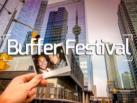 Buffer Festival 2014 in Toronto, Canada