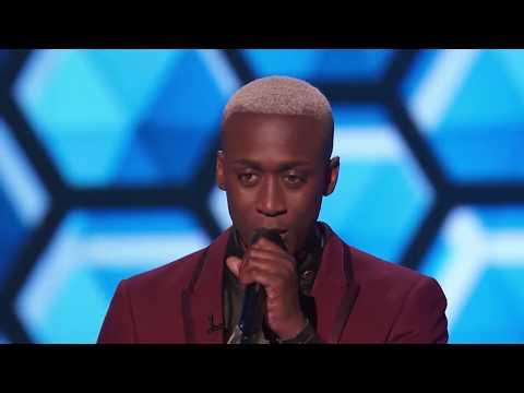 Vincint Cannady Performs Creep   Season 1 Ep  6   THE FOUR