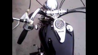 9. Kawasaki vulkan classic