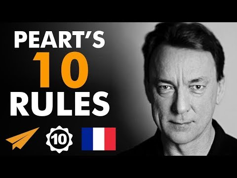 Les 10 Meilleures Règles de Neil Peart