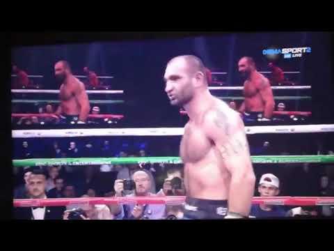 Грузинский боксер напал на своего тренера