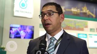 Noor Azahar Ibrahim - Senior GM Resource Exploration, Malaysia Petroleum Management, Petronas