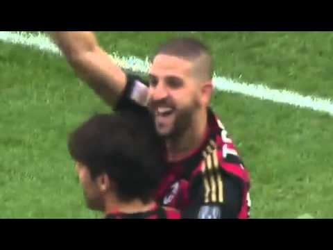 First Goal of ADEL TAARABT from inside , awsome goal