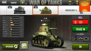 War of Tanks videosu