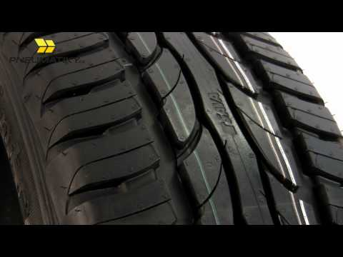 Youtube Sava Intensa HP 215/55 R16 93 V Letní