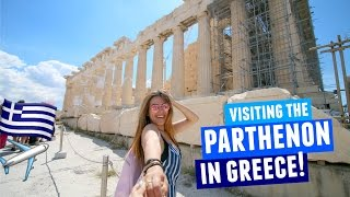 Nonton Visiting The Parthenon In Greece 2017   Athens Day 2  Film Subtitle Indonesia Streaming Movie Download