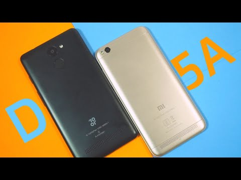 10 or D vs Redmi 5A Speed Test, Memory Management test and Benchmark Scores