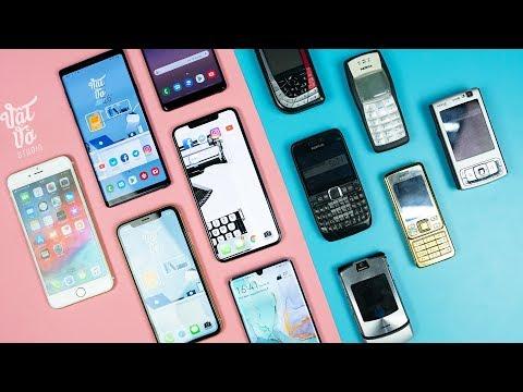 Cuộc sống với smartphone 11 năm trước - Thời lượng: 7:15.
