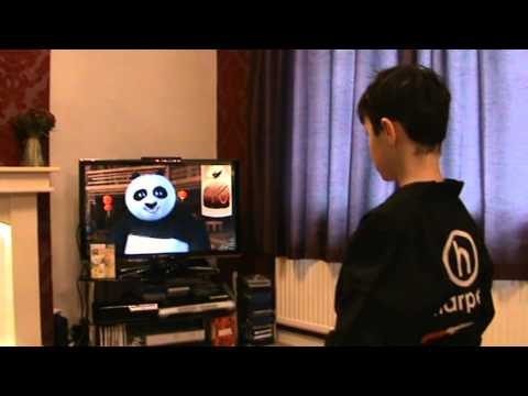 xbox 360 kinect kung fu superstar release
