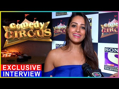 Anita Hassanandani On Her New Show Comedy Circus 2