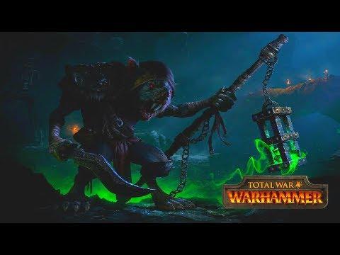 Total War: Warhammer 2 #01 - Долгожданные Скавены. Прохождение