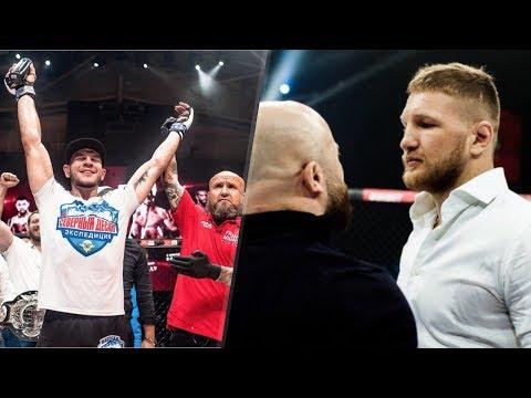 Новый чемпион FIGHT NIGHTS, анонс боя Минеев vs. Исмаилов, боец Bellator готов подраться бесплатно (видео)