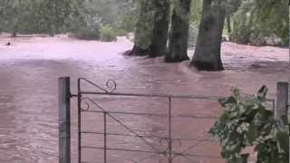 Hawkchurch United Kingdom  City pictures : Sidmouth Floods, Devon 7th July 2012