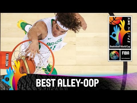 Iran - Watch Anderson Varejao finish off a great fast break with an Alley Hoop dunk. The 2014 FIBA Basketball World Cup will take place in Spain from 30 August - 14 September and will feature the...