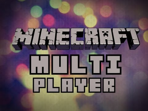 Minecraft Multiplayer Ep 1