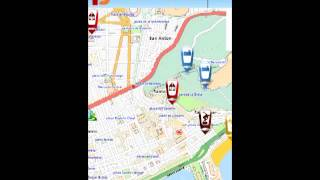 Salta Map (Tartagal...) YouTube video