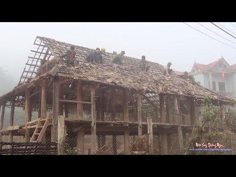 Dỡ Nhà Đầu Năm Đồng Bào Thái Tây Bắc | Nhịp Sống Thường Ngày - Thời lượng: 20 phút.