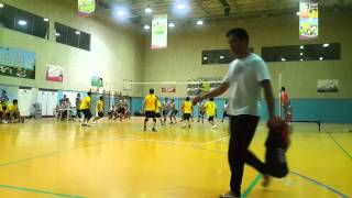 PEACE M vs Powerbankz Set 1 Part 1 FIVBA V-League, công phượng, u23 việt nam, vleague