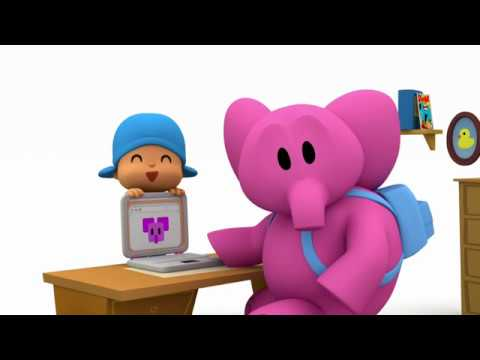 Pocoyo World: A Mystery Most Puzzling- Episode 5 (30 MINUTES)