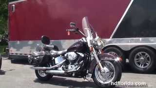 10. Used 2005 Harley Davidson Heritage Softail Classic Motorcycles for sale  - Gainesville, FL