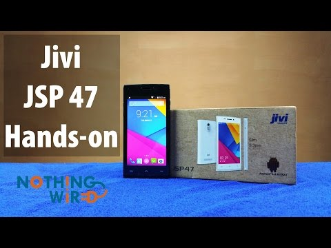 Jivi JSP 47 Unboxing & Full Review: Hands-on Features, Price, Camera test, samples, verdict