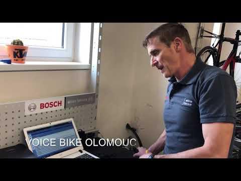 VOICE BIKE - BOSCH - DOJEZDOVÉ VZDÁLENOSTI NA ELEKTROKOLECH A DIAGNISTIKA III.