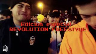 DOMINIC 🇲🇽 VS CARPEDIEM 🇨🇴 || STREET FREESTYLER EDICIÓN REVOLUTION FREESTYLE ||