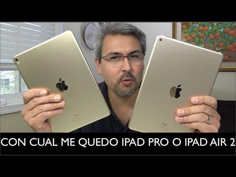 Con cual me quedo, iPad Pro 9.7