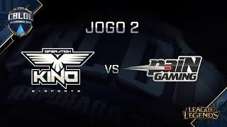 paiN vs Kino, game 2