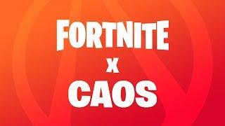 Fortnite + Caos — Trailer de Anúncio