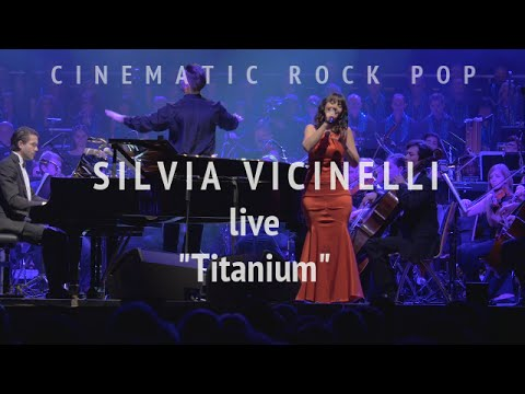 Titanium (Sia, D.Guetta) - Orchestral Version by Silvia Vicinelli HD