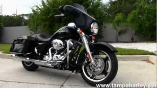 7. New 2013 Harley-Davidson Street Glide FLHX  HD Review