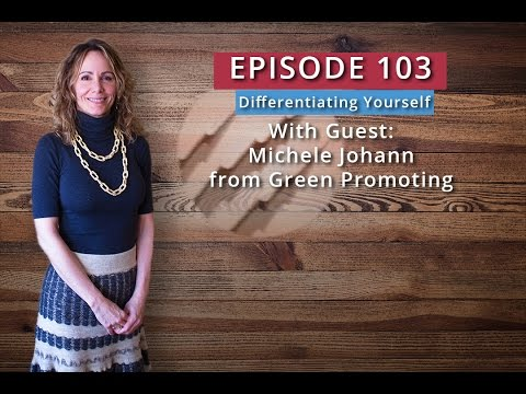 Watch '103: Differentiating Yourself in a Crowded Marketplace (Michele Johann) - YouTube'