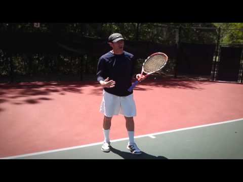 Coaches Corner - Proper Spacing on the Forehand Groundstroke