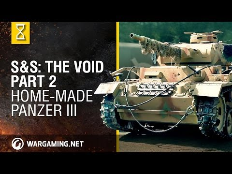 Home-Made Panzer III. Behind the Scenes of Saints & Soldiers: The Void