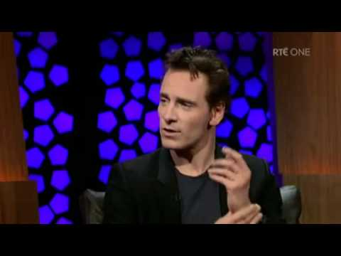 Michael Fassbender - Michael was on The Late Late Show with Ryan Tubridy in Dublin, Ireland on February 12, 2010. Credit: ozmoomsan http://www.michael-fassbender-online.net/